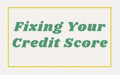 Member's Call: Fixing Your Credit Score | April 17th