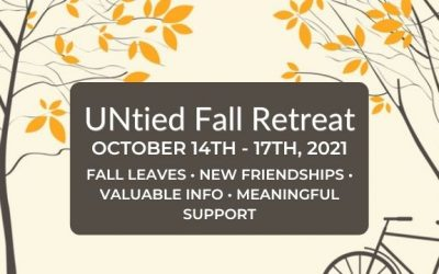 UNtied Fall Retreat   October 14th – 17th, 2021